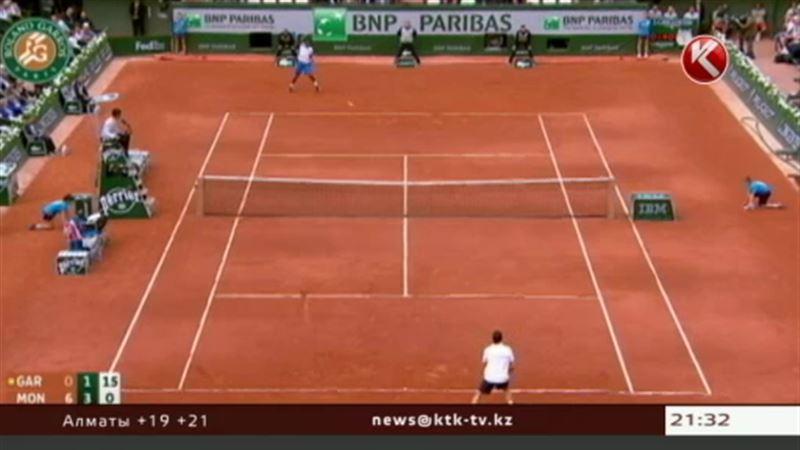 Стали известны четвертьфиналисты открытого чемпионата Франции по теннису
