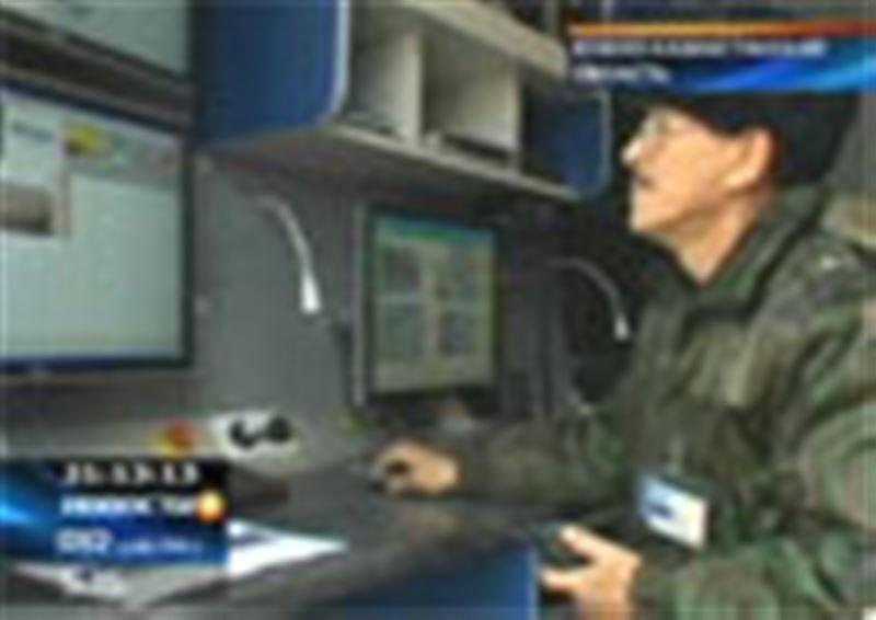 На казахстанско-узбекской границе задержали взрывоопасную контрабанду