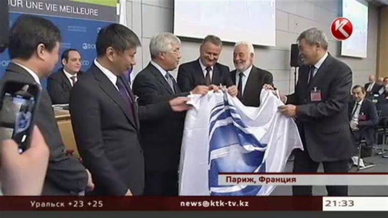 Астана официально стала хозяйкой ЭКСПО-2017
