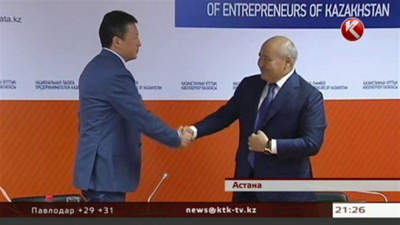Умирзак Шукеев и Тимур Кулибаев решили упростить систему госзакупок