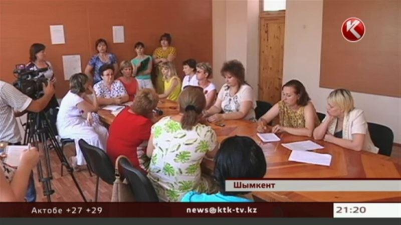 Скандал в самой известной школе Шымкента