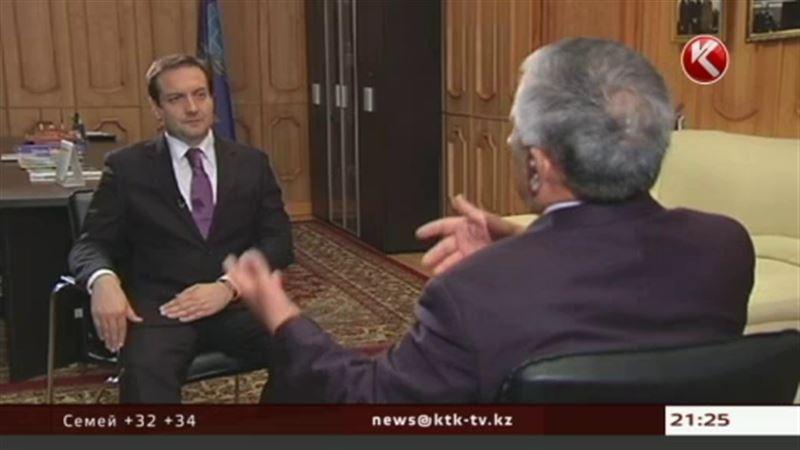 На вопросы Артура Платонова отвечает депутат Мажилиса генерал Бахытжан Ертаев