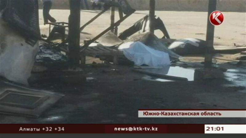 Взрыв на складе боеприпасов в ЮКО могла спровоцировать жара