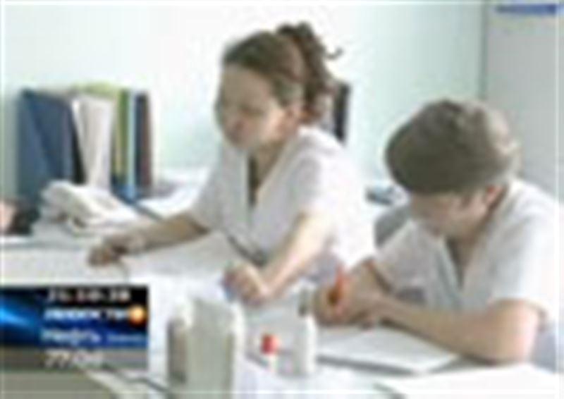 В Казахстане растет количество жертв пневмонии