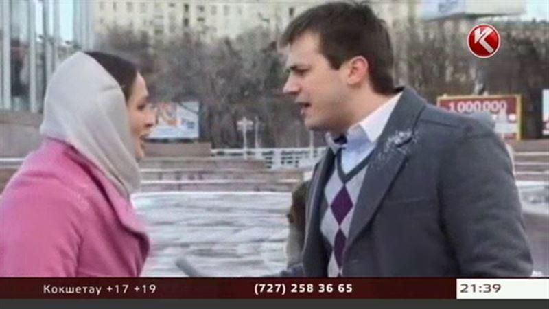Гюльчатай попадает в Москву, где ее ждут тяжелые испытания – продолжение мелодрамы на КТК