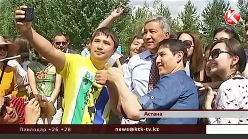 Фестиваль воздушных змеев, шоу иллюзионистов, торт в 300 килограммов – Астана празднует
