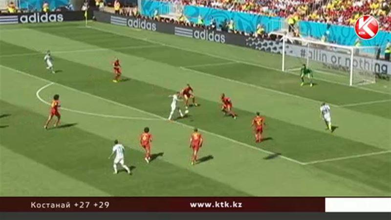 Окончательный счёт в матче «Кайрат» - «Актобе» установил Алексей Антонов – 7:1