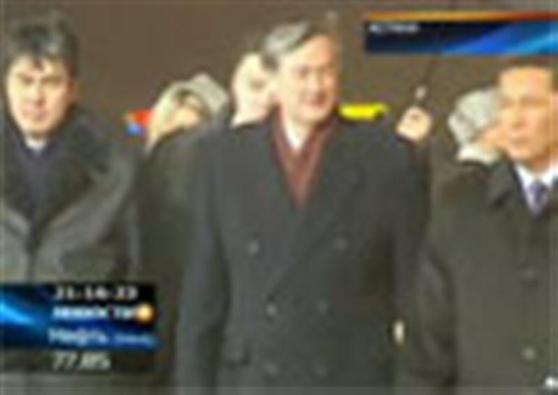 В Казахстан с официальным визитом прибыл президент Словении