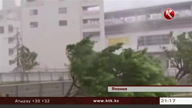 Мощный тайфун «Ногури» может обрушиться на берега России