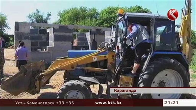 Деньги на ремонт жилья в карагандинском Кокпекты перечислили только накануне