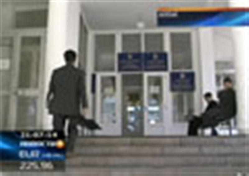 КНБ возбудил уголовное дело против заместителя начальника Финансовой полиции Алматы