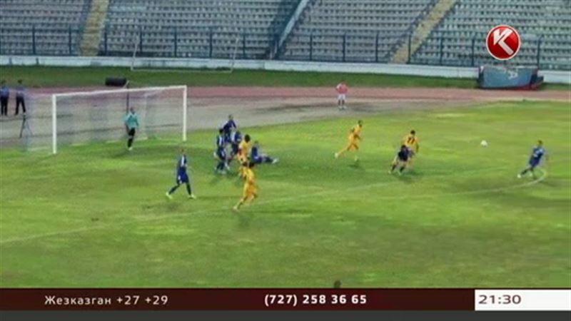 Во второй круг квалификации Лиги Европы УЕФА пробился и «Кайрат»