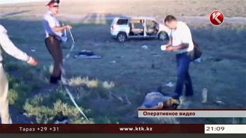 Четыре человека стали жертвами ДТП в Атырауской области
