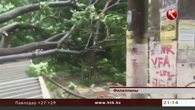 Число жертв тайфуна «Раммасун» достигло 38 человек