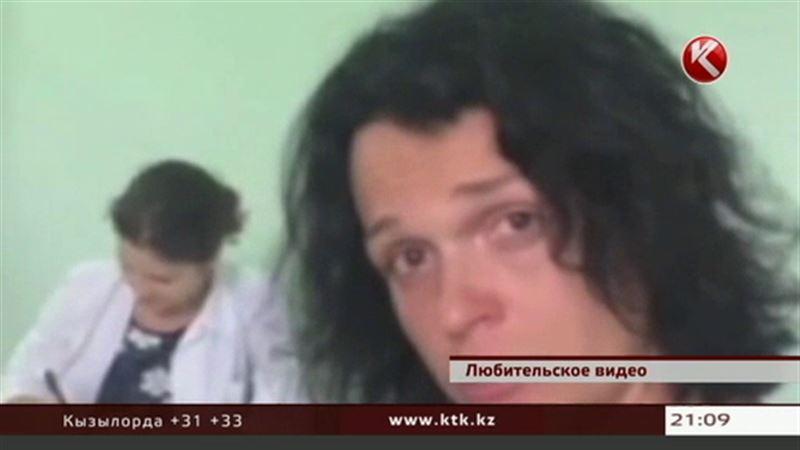 Как певица Слава проходила наркотест в Караганде