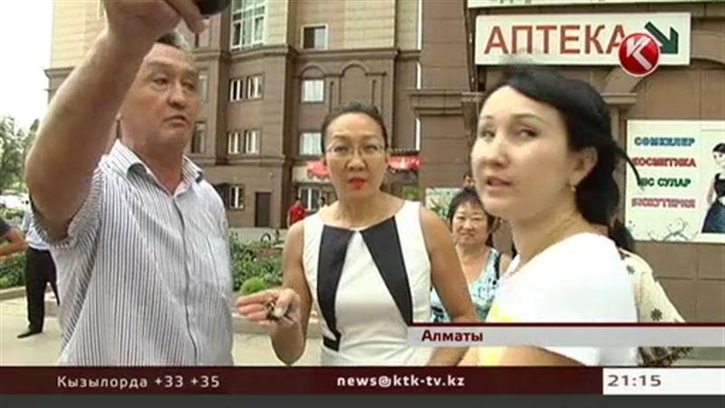Жильцов элитного дома в Алматы грозят оставить без лифта, воды и тепла