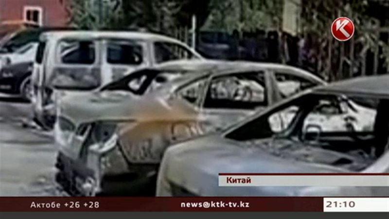 В Синьцзяне в результате теракта погибло 37 человек