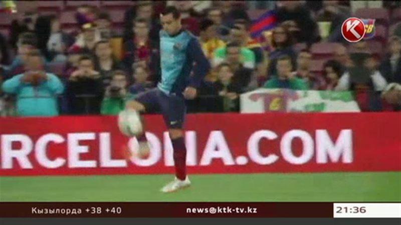Хави принял решение прекратить выступления за национальную сборную Испании