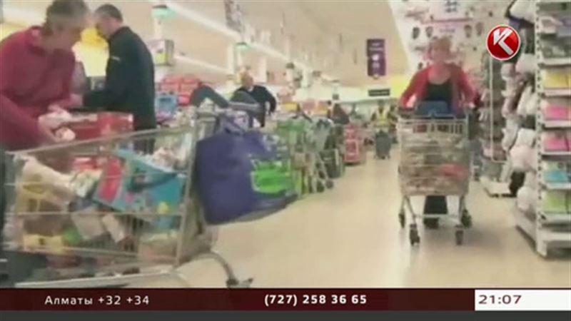 Вместо европейских товаров россияне будут закупать казахстанскую продукцию
