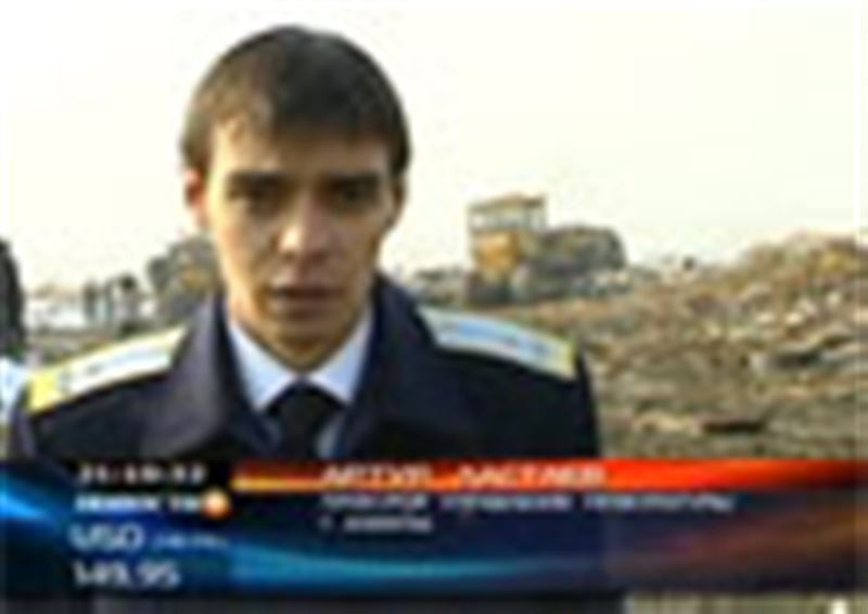 В Алматы уничтожили  328 игровых автоматов и 6 рулеток