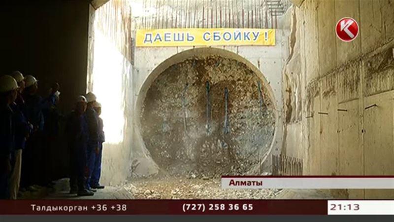 В алматинской подземке готовятся к открытию новых станций