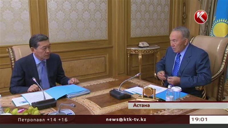 Министра обороны срочно вызвали к Назарбаеву