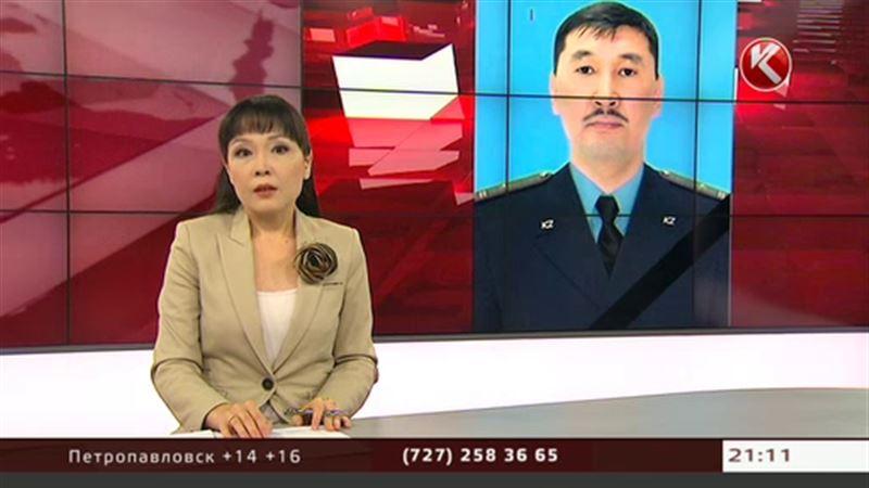 Полковника финпола Жандоса Ахметова убили по ошибке