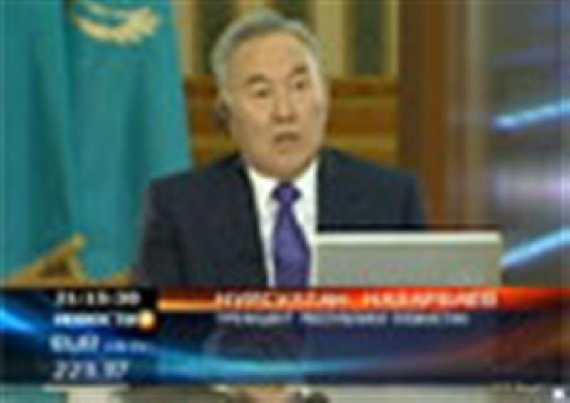 Нурсултан Назарбаев рассказал, как он отдыхает, как руководит государством и чьей работой он недоволен. Завершилась прямая линия с Президентом РК