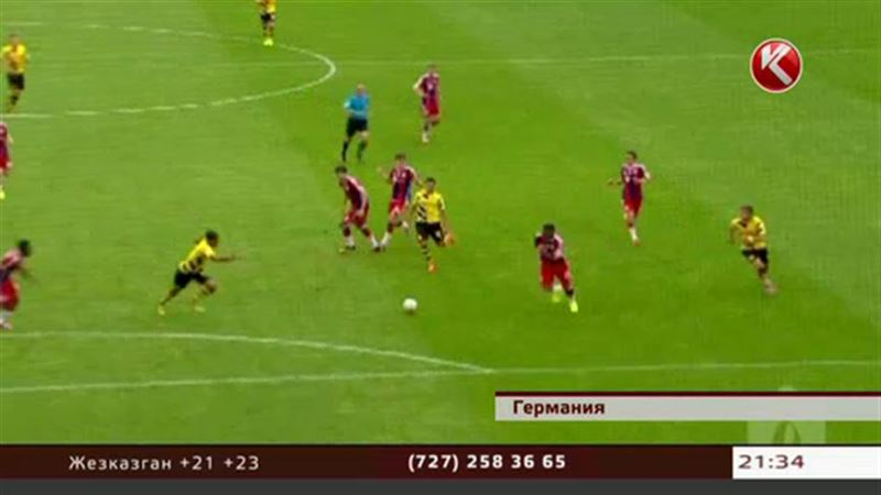 Сборная Казахстана по футболу потеряла четыре позиции в рейтинге ФИФА