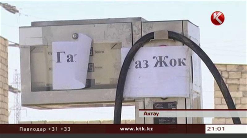 Бензиновая лихорадка настигла запад страны