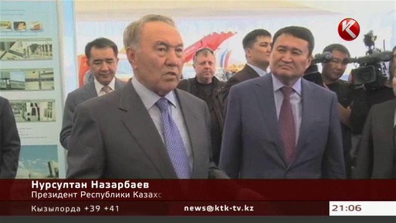 В Талдыкоргане Президенту представили проект грандиозной стройки
