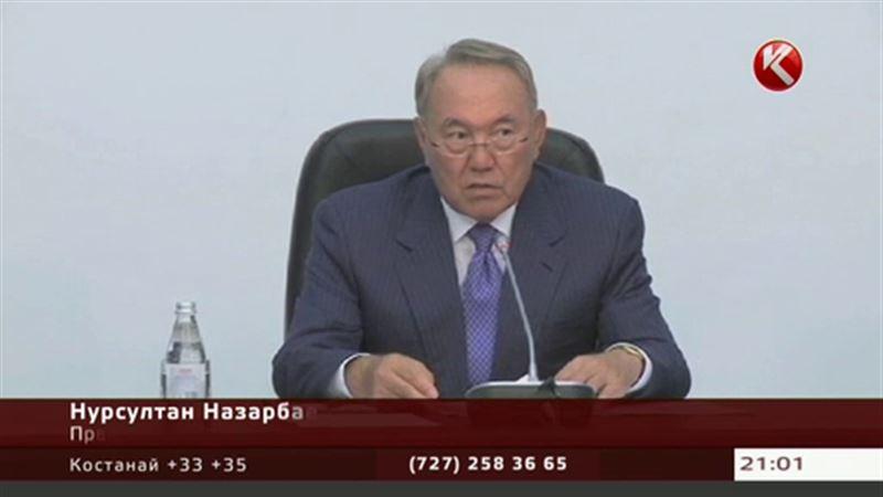 Второй день визита Нурсултана Назарбаева в Алматинскую область обернулся отставкой акима