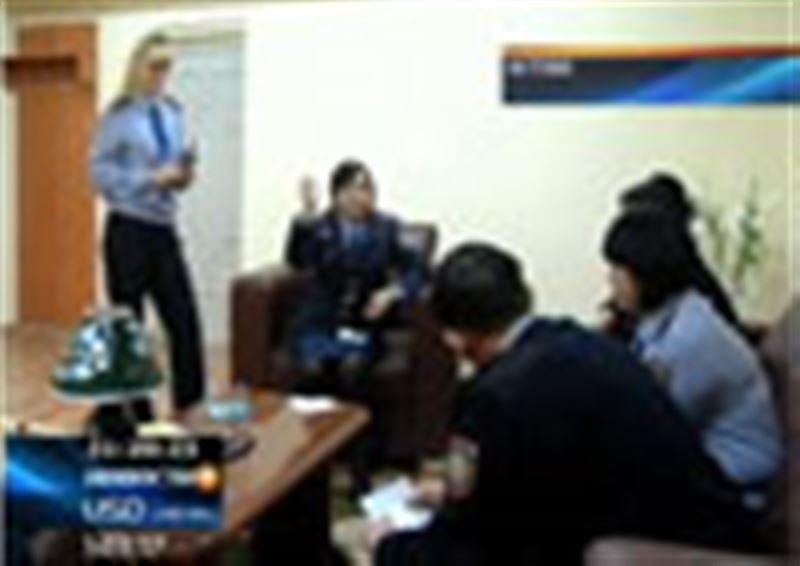 В ДВД Актюбинской области открыли кабинет психологической разгрузки