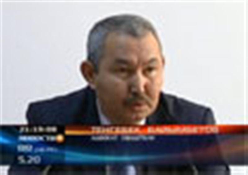 История вокруг задержания заместителя начальника финансовой полиции Алматы  получила своё развитие