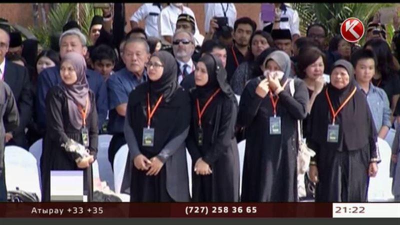 В Малайзии траур по погибшим пассажирам «Боинга»