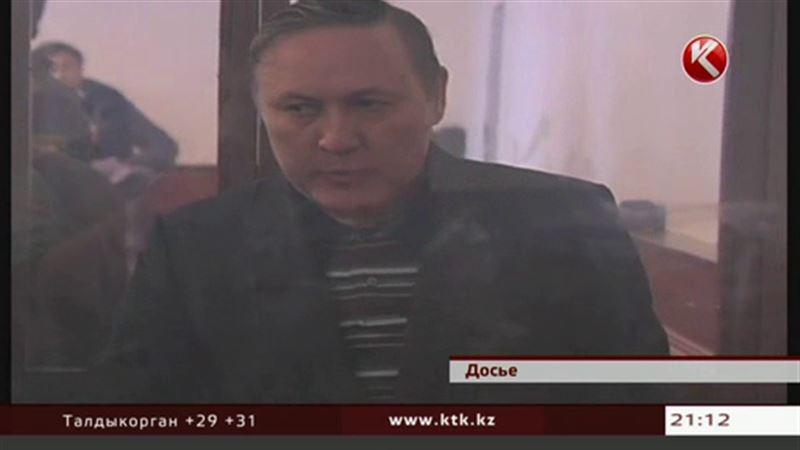 В карагандинской колонии избили экс-главу таможни Серика  Баймаганбетова