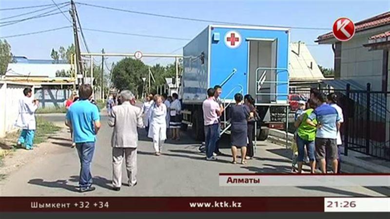 Медики считают, что именно трудовые мигранты заносят туберкулез в Алматы