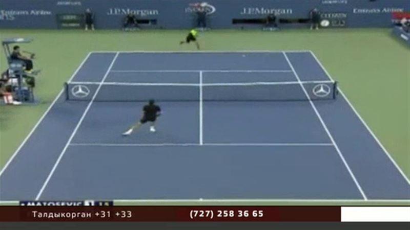 Два казахстанца продолжат борьбу на US Open