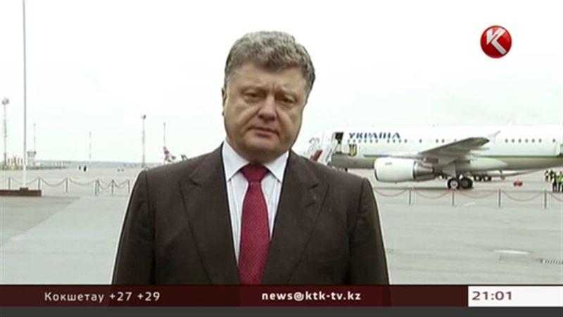 Президент Украины объявил о военном вторжении России на территорию Донецкой области