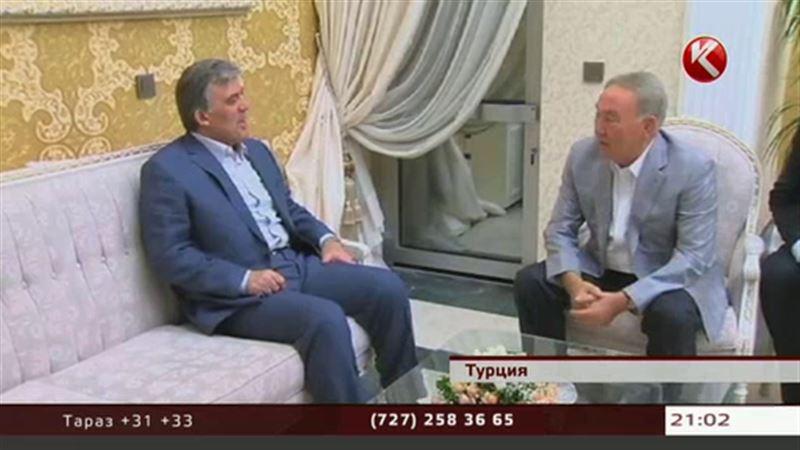 Кроме участия в инаугурации Нурсултан Назарбаев проведет в Турции ряд двусторонних встреч