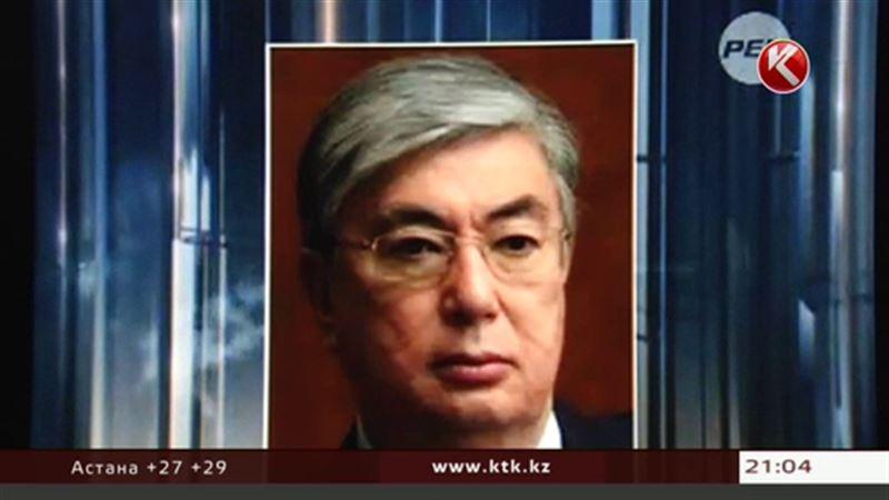 Касым-Жомарт Токаев прокомментировал ляп в эфире «Рен-ТВ»