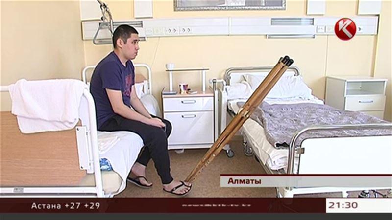 Алматинские врачи впервые восстановили сосуды без хирургического вмешательства