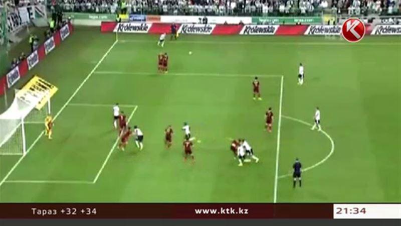 Ни «Актобе», ни «Астана» не смогли пробиться в групповую стадию Лиги Европы УЕФА