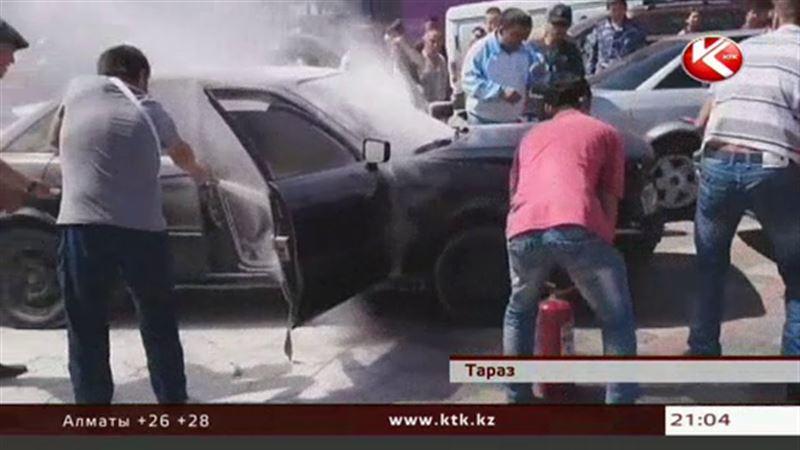 Группу жителей Тараза подозревают в подготовке теракта
