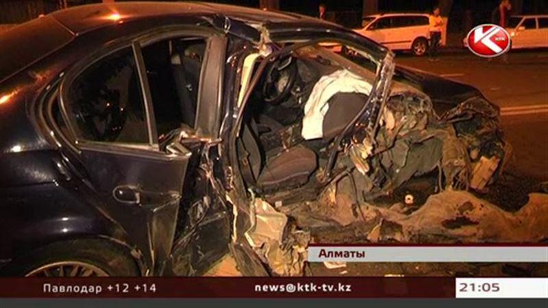 Жуткая авария в Алматы унесла жизнь младенца
