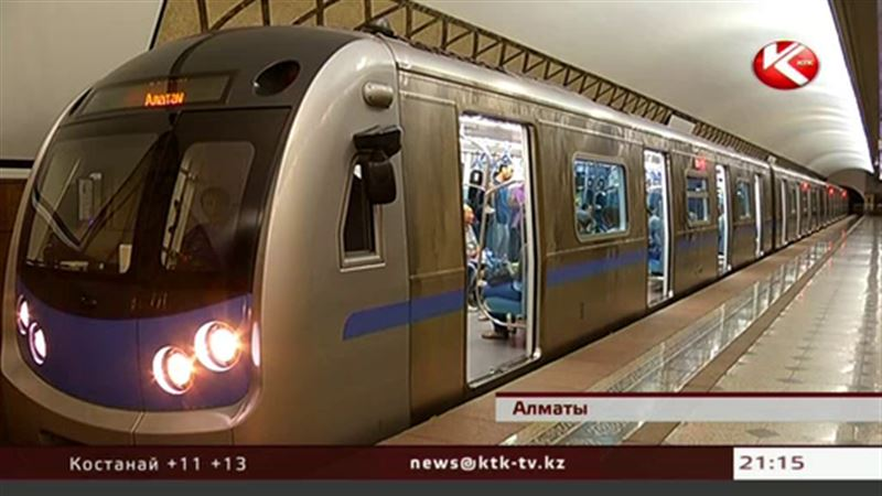 Сроки сдачи новых станций алматинского метро переносятся