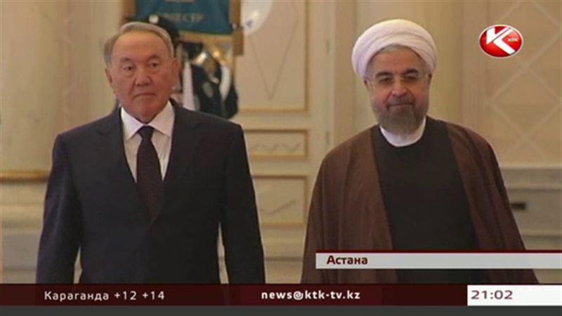 Казахстан-Иран: дружба ценой в $500 000 000