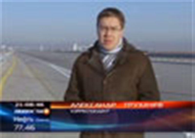 Нурсултан Назарбаев открыл высокоскоростной автобан «Астана – Боровое», его строительство обошлось в 100 миллиардов тенге