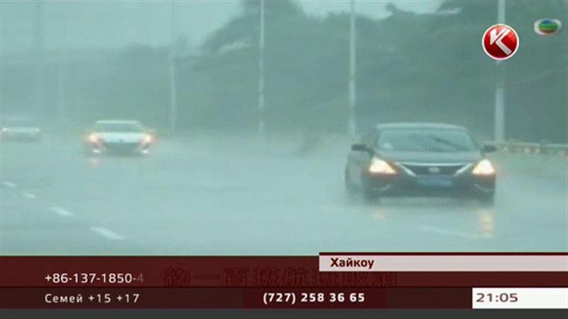 Казахстанцы в зоне тайфуна: «Нас никто не спасал»