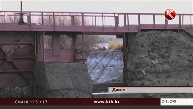 Новые технологии помогут контролировать плотины
